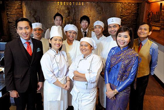 Sukhothai Team